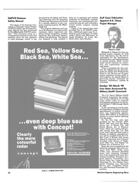 Maritime Reporter Magazine, page 32,  Oct 1989