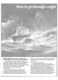 Maritime Reporter Magazine, page 40,  Oct 1989 BP
