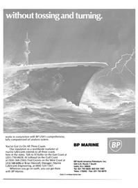Maritime Reporter Magazine, page 41,  Oct 1989