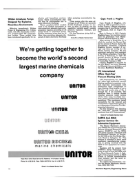 Maritime Reporter Magazine, page 48,  Oct 1989 Environments Effective