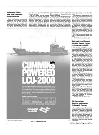 Maritime Reporter Magazine, page 4,  Oct 1989 Connecticut