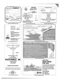 Maritime Reporter Magazine, page 63,  Oct 1989