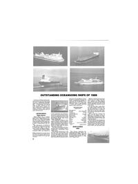 Maritime Reporter Magazine, page 18,  Dec 1989 the Heidelberg Express
