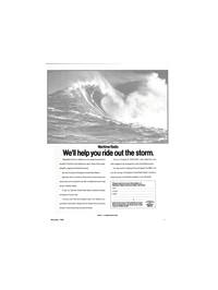 Maritime Reporter Magazine, page 1,  Dec 1989 ship-to-ship communications