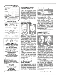 Maritime Reporter Magazine, page 8,  May 1990 DEB-22
