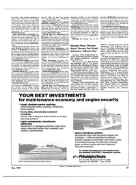 Maritime Reporter Magazine, page 31,  May 1990 Maine