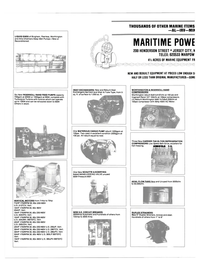 Maritime Reporter Magazine, page 46,  May 1990 Allis- Chalmers