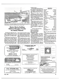 Maritime Reporter Magazine, page 51,  May 1990 Connecticut