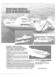Maritime Reporter Magazine, page 3rd Cover,  May 1990