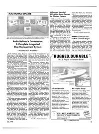 Maritime Reporter Magazine, page 12,  Jul 1990 Florida