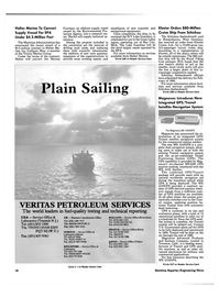 Maritime Reporter Magazine, page 17,  Jul 1990 Michigan