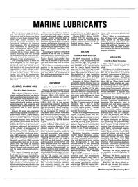Maritime Reporter Magazine, page 31,  Jul 1990 Chevron DELO Marine Oil 477