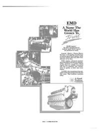 Maritime Reporter Magazine, page 35,  Jul 1990 Electro-Motive Division