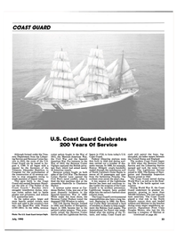 Maritime Reporter Magazine, page 36,  Jul 1990 North Carolina