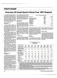 Maritime Reporter Magazine, page 39,  Jul 1990 Overview of Coast Guard