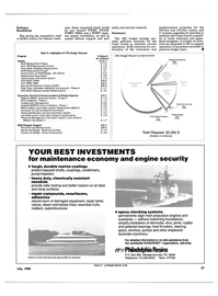 Maritime Reporter Magazine, page 40,  Jul 1990 equipment