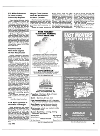 Maritime Reporter Magazine, page 46,  Jul 1990 New York