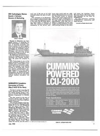 Maritime Reporter Magazine, page 48,  Jul 1990 Thomas P. McGuire