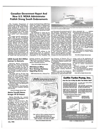 Maritime Reporter Magazine, page 64,  Jul 1990 Virginia