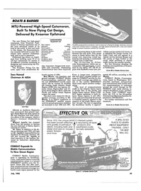 Maritime Reporter Magazine, page 66,  Jul 1990 Washington