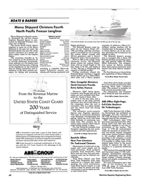 Maritime Reporter Magazine, page 71,  Jul 1990 Distinguished Service