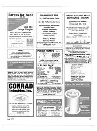 Maritime Reporter Magazine, page 80,  Jul 1990 Florida