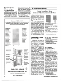 Maritime Reporter Magazine, page 8,  Aug 1990