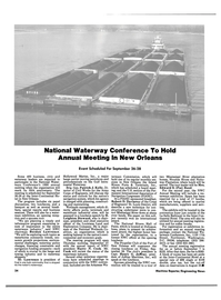 Maritime Reporter Magazine, page 24,  Aug 1990
