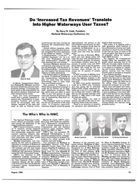 Maritime Reporter Magazine, page 25,  Aug 1990