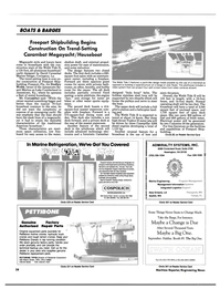 Maritime Reporter Magazine, page 28,  Aug 1990