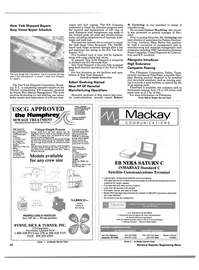 Maritime Reporter Magazine, page 42,  Aug 1990