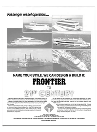 Maritime Reporter Magazine, page 3,  Aug 1990