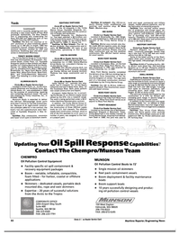 Maritime Reporter Magazine, page 52,  Aug 1990 Oregon