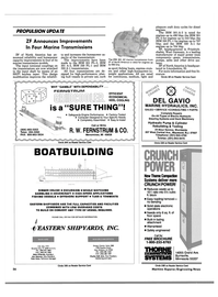 Maritime Reporter Magazine, page 56,  Aug 1990