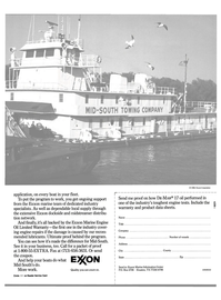 Maritime Reporter Magazine, page 5,  Aug 1990