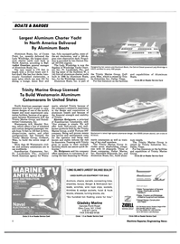 Maritime Reporter Magazine, page 6,  Aug 1990 the-art electronics