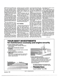Maritime Reporter Magazine, page 39,  Sep 1990 Pennsylvania