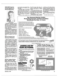 Maritime Reporter Magazine, page 53,  Sep 1990