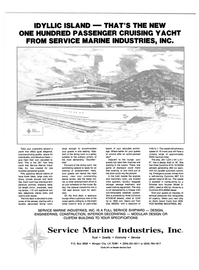Maritime Reporter Magazine, page 4th Cover,  Sep 1990