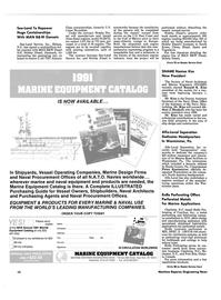 Maritime Reporter Magazine, page 10,  Dec 1990 the NEW Annual