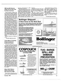 Maritime Reporter Magazine, page 11,  Dec 1990 Louisiana
