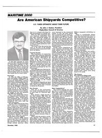 Maritime Reporter Magazine, page 15,  Dec 1990 Organization for Economic Cooperation and Devel
