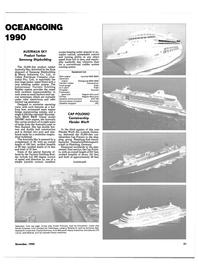 Maritime Reporter Magazine, page 19,  Dec 1990 product oil