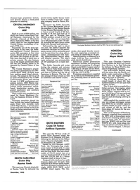 Maritime Reporter Magazine, page 21,  Dec 1990 Vasa Alternators Leroy Somer