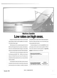 Maritime Reporter Magazine, page 1,  Dec 1990 Pacific Ocean