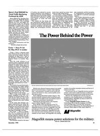 Maritime Reporter Magazine, page 39,  Dec 1990 Cruise