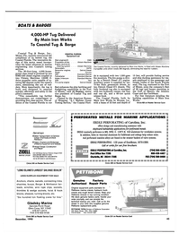 Maritime Reporter Magazine, page 45,  Dec 1990 Caribbean