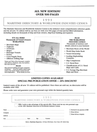 Maritime Reporter Magazine, page 46,  Dec 1990 City State Zip Country Mail