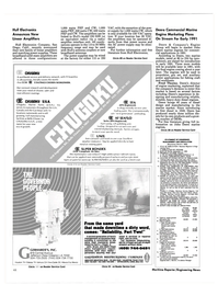Maritime Reporter Magazine, page 48,  Dec 1990 Dale L. Barnett