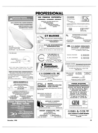 Maritime Reporter Magazine, page 55,  Dec 1990 Ontario